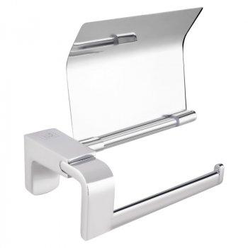 Тримач для туалетного паперу Lidz (CRM) 123.03.01