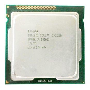 Процесор S1155 Intel Core i5-2320 4x3.0 GHz -Б/У