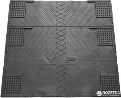 Противовибрационный резиновый коврик MAXPRO К-15