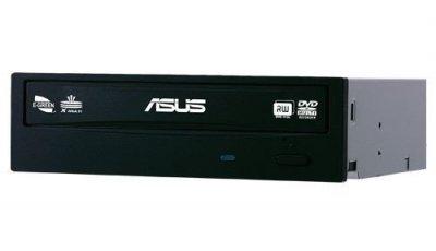 Оптичний привід внутрішній DVD+/-RW Asus 24x SATA bulk DRW-24D5MT (DRW-24D5MT/BLK/B/AS)
