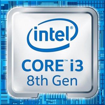 Процесор CPU Core i3-8100 Quad-Core 3,60 Ghz/6Mb/s1151/14nm/65W Coffee Lake-S (CM8068403377308) Tray