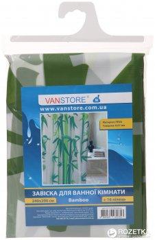 Фіранка для ванної Vanstore Bamboo 61102 240x200