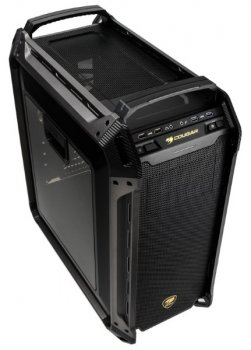 "Корпус Midi-ATX Cougar Panzer Max 2*5.25+ 2*3.5""+6*2.5""USB 3.0/USB 2.0/Audio/Mic"
