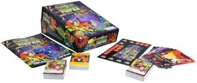 Настольная игра Hobby World Эпичные схватки боевых магов: Бесчинство в замке Спрутобойни (4620011816337)