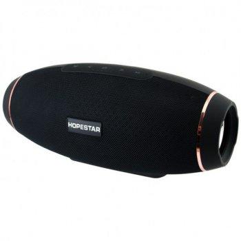 Портативна акустична стерео колонка Hopestar H20 Bluetooth 4.2 з функцією Power Bank + кабель для зарядки