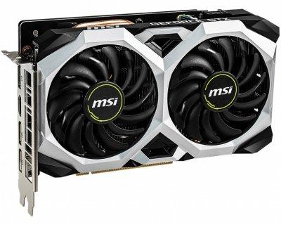 GeForce GTX 1660 6GB GDDR5 Ventus XS OC (GeForce GTX 1660 Ventus XS 6G OC)