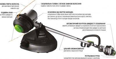 Триммер EGO ST1500E без аккумулятора (0260047017)