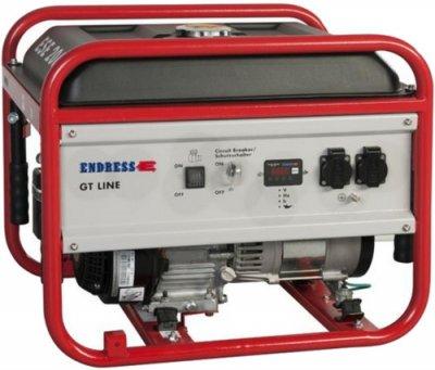 Генератор бензиновый Endress ESE 206 RS-GT