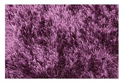 Килимок у ванну кімнату Euro - DY Shaggy Eurofirany 75x150 см Фіолетовий (5900811059493)