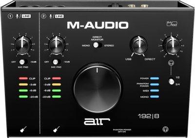 Аудіоінтерфейс M-Audio Air 192x8 (MU-0081)