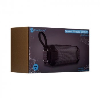 Bluetooth Speaker NewRixing NR1000 Black-Grey (28209)