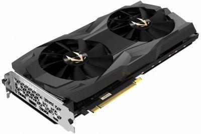 Zotac PCI-Ex GeForce RTX 2080 Ti AMP MAXX 11GB GDDR6 (352bit) (1665/14000) (3 x DisplayPort, HDMI, USB Type-C) (ZT-T20810H-10P)
