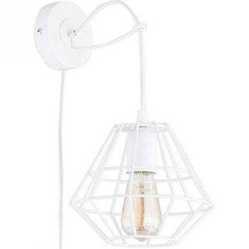 Бра TK Lighting 2280 DIAMOND WHITE