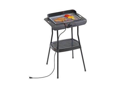 Електричний гриль-барбекю (настільний / вуличний) CLATRONIC BQS 3508 black