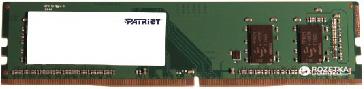 Оперативна пам'ять Patriot DDR4-2400 4096MB PC4-19200 Signature Line (PSD44G240041)