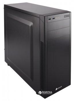 Корпус Corsair Carbide 100R Silent Edition Black (CC-9011077-WW)