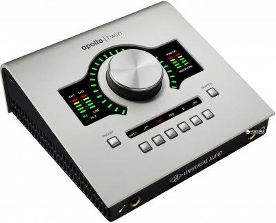 Аудіоінтерфейс Universal Audio Apollo Twin USB Duo (222472)