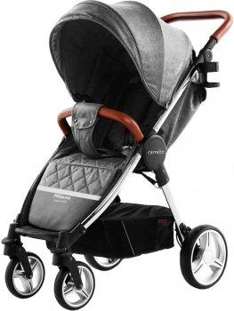 Прогулочная коляска Carrello Milano Carbon Grey (CRL-5501) + дождевик (158564)