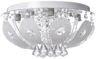 Люстра Brille BCL-650S/4 E14+LED RGB (22-765)