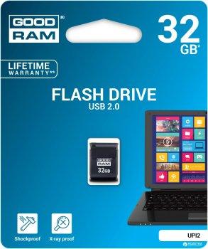 Goodram Picollo 32GB Black (UPI2-0320K0R11)