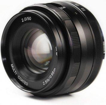 Meike 50mm f/2.0 MC E-mount для Sony (MKE5020)