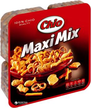 Печенье Chio Maxi Mix 250 г (4000522061172)