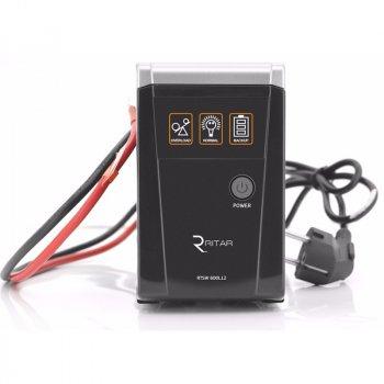 Джерело безперебійного живлення Ritar RTSW-500 LED