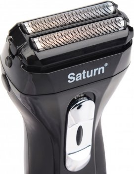 Электробритва SATURN ST-HC7390 Black