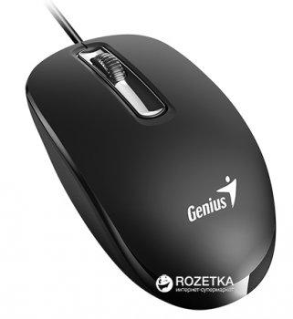 Мышь Genius DX-130 USB Black (31010117100)