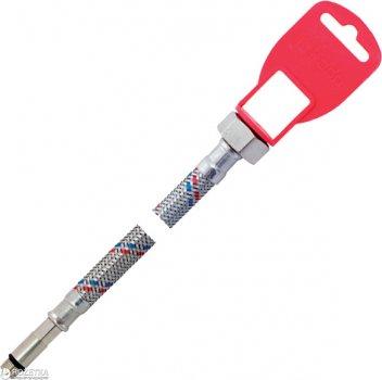 """Шланг для води FADO FLEX 50 см М10х1/2"""" длинаая голка, ZND50"""
