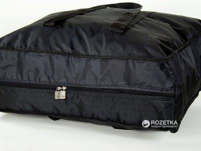 Дорожная сумка Traum 53х41х20 см Black (7071r)