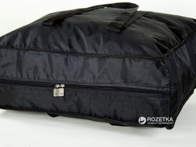 Дорожная сумка Traum 62х43х20 см Black (7072r)