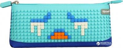 Пенал Upixel Синій з блакитним (6955185807798)