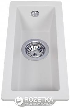 Кухонна мийка PERFELLI ESTO PGE 10-22 WHITE