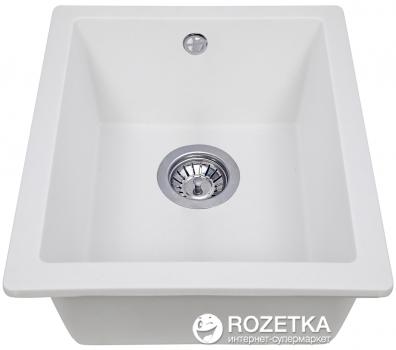 Кухонна мийка PERFELLI ESTO PGE 10-38 WHITE