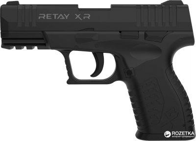 Стартовий пістолет Retay XR 9 мм Black (11950341)