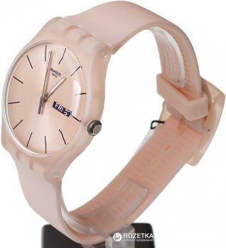 Женские часы SWATCH Rose Rebel SUOT700