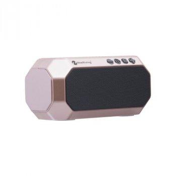 Колонка NewRixing NR-4000 Цвет Розовый