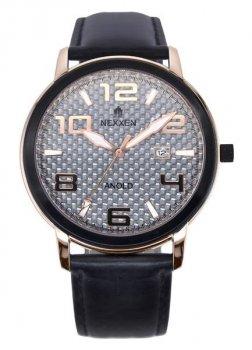 Годинник NEXXEN NE12803M RG/BLK/WHT/BLK