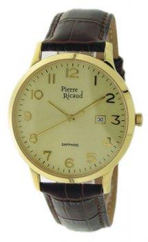 Мужские часы Pierre Ricaud PR 91022.1221Q