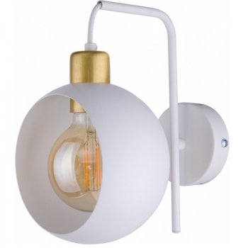 Настінний світильник Tk Lighting 2740 Cyklop White