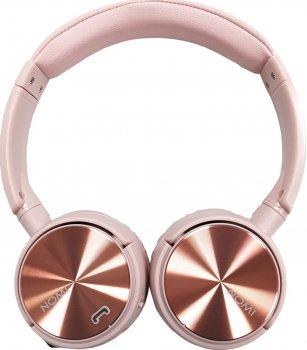 Навушники Nomi NBH-470 Rose Рожеві