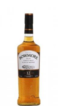 Виски Bowmore 12 лет выдержки 0.7 л 40% (5010496080818)