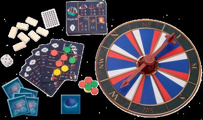 Настільна гра Bombat Game Адмірал (4820172800026)