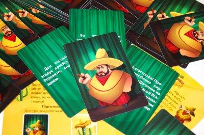 Настільна гра Bombat Game Зелений мексиканець: Party українською (4820172800040)