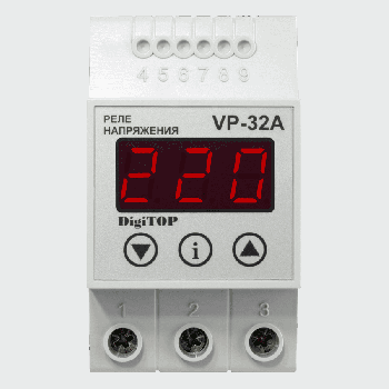 Реле напряжения DigiTOP VP-32А