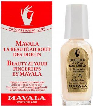 Зміцнювач для нігтів Mavala Фаза 1 Fibres&Nylon 10 мл (7618900908512)