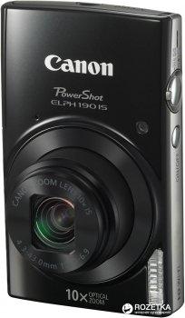Фотоапарат Canon IXUS 190 Black (1794C009) Офіційна гарантія!
