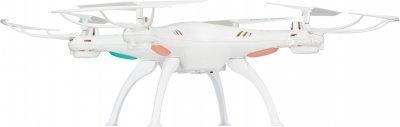 Квадрокоптер Kingco K55 2.4 ГГц 4 Axis Vision White (KK55w)