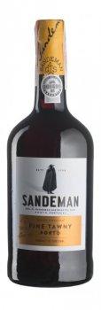 Портвейн Sogrape Vinhos Sandeman Tawny красный сладкий 0.75 л 19.5% (5601083640104)